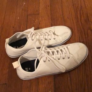 H&M white sneakers